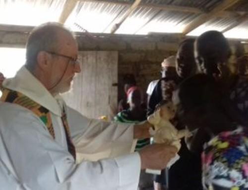 Catechisti d'Africa: un ruolo insostituibile. Ce ne parla p. Walter Maccalli