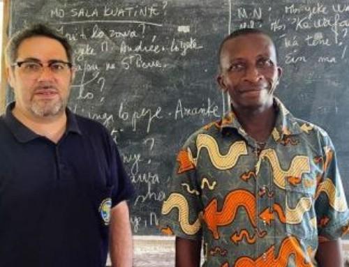 """P. Davide: """"Eccomi arrivato a Bangui, in Repubblica Centrafricana"""""""