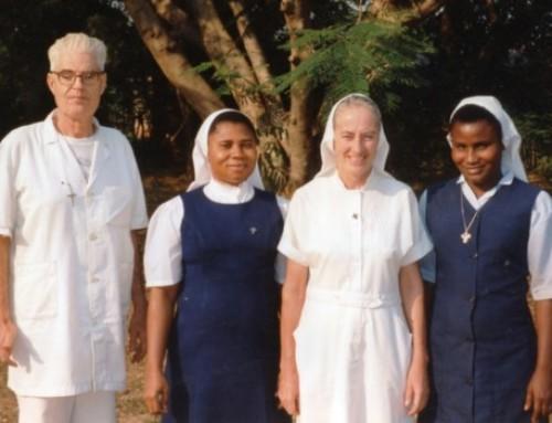 Alberto Olivoni, medico e missionario SMA, ci ha lasciato
