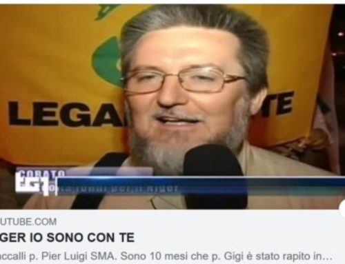 """Io sono con te"": P. Pier Luigi in un video"