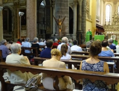 S. Maria di Castello in festa con il nuovo Provinciale SMA