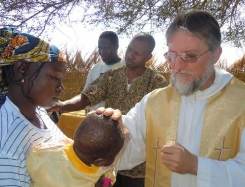 P. Gigi, 16 mesi: il filo sottile di Niamey