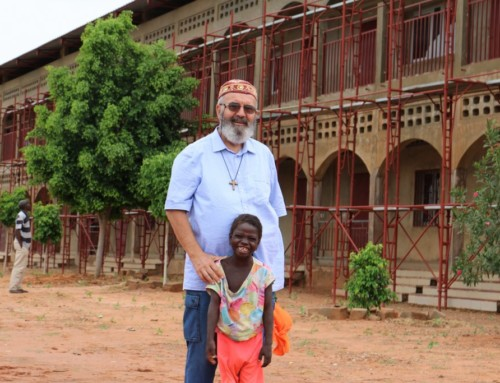 Il mio apostolato in Niger, insieme a p. Gigi