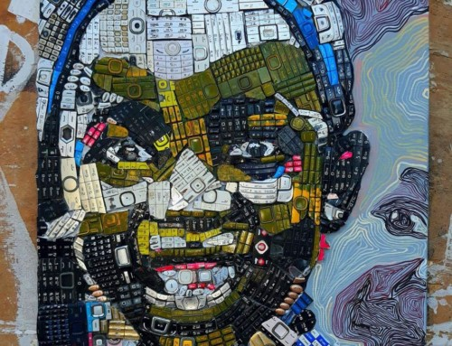 Mounou Désiré Koffi, tra arte ed ecologia