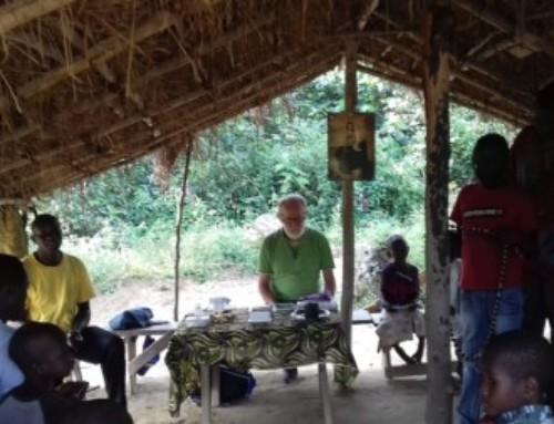 P. Walter Maccalli: testimone della nascita di nuove comunità cristiane