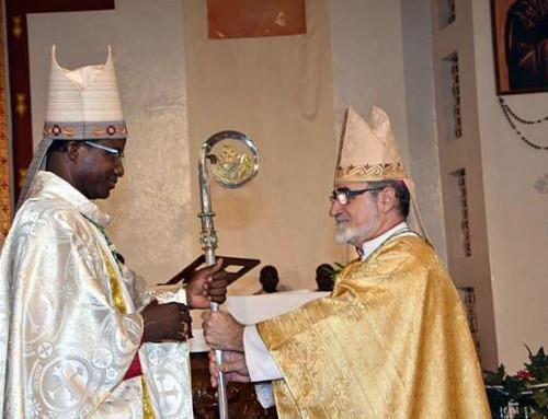 Il nuovo Vescovo di Niamey