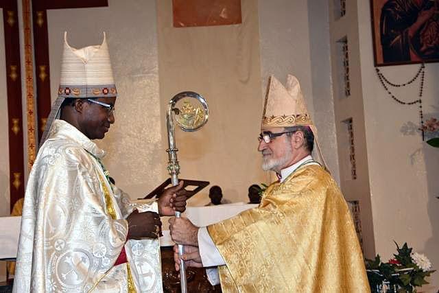 Mons. Lompo e Mons. Cartateguy (1)