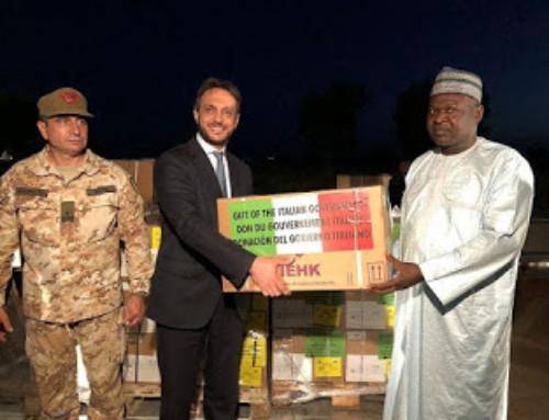 Militari italiani in Niger: non è una missione di pace