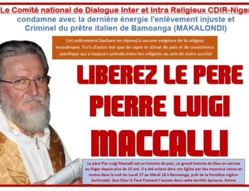 I musulmani del Niger esprimono la loro condanna per il rapimento di p. Gigi