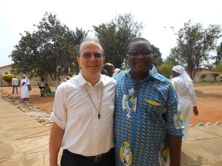 P. Basil Soyoye Calavi-Benin