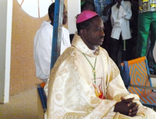 Mons. Laurent Lompo: nigerino e arcivescovo di Niamey