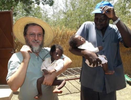 P. Désiré dal Niger ci parla di p. Gigi