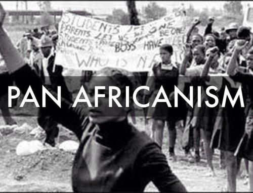 Le origini del Panafricanismo