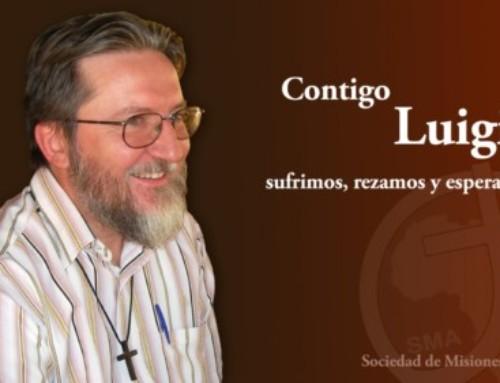 Con te p. Pier Luigi, soffriamo, preghiamo e aspettiamo