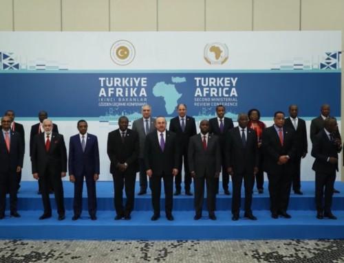 La Turchia sempre più attiva in Africa