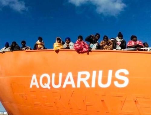 Aquarius, i missionari italiani rivolgono un appello a Giuseppe Conte