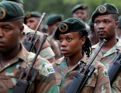 L'Africa riduce l'importazione di armi pesanti
