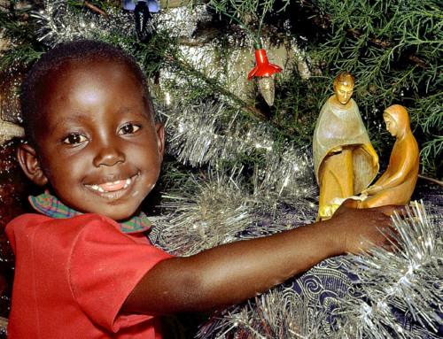 Auguri dal Niger