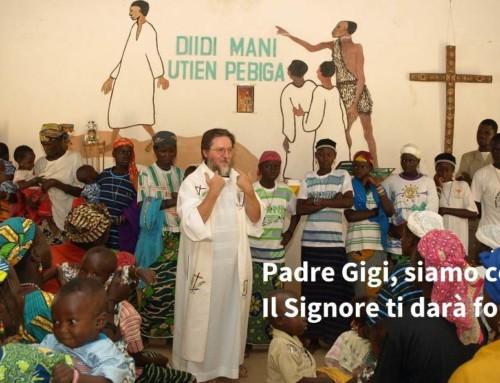 P. Gigi sta bene, lo afferma il Vescovo di Niamey