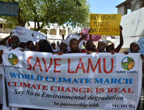 L'isola di Lamu minacciata dalla costruzione di una centrale a carbone