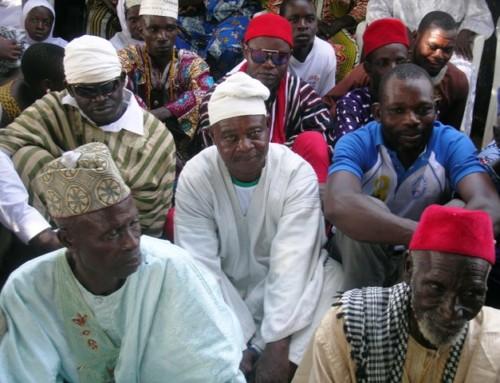 Kolowaré rimane senza capo-villaggio