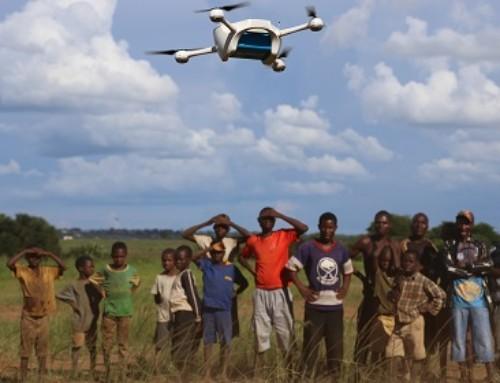 Africa: droni per missioni umanitarie