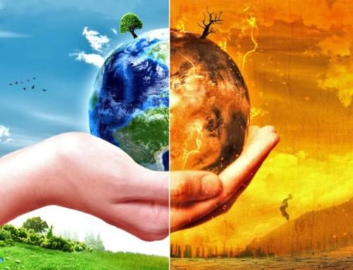 Da oggi le risorse della terra sono finite