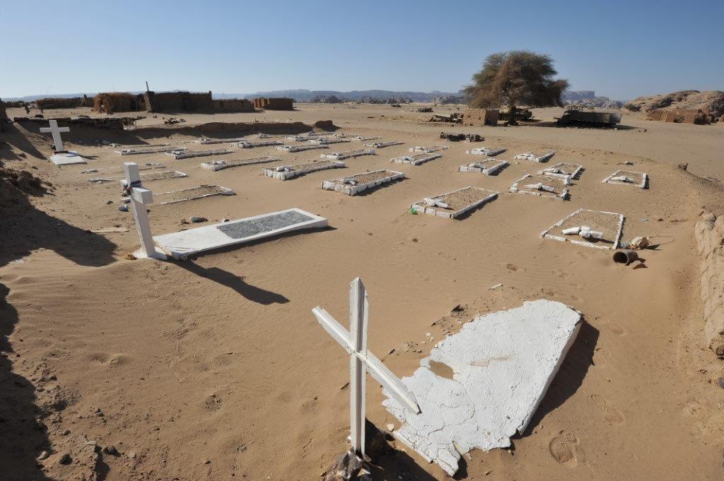 i cimiteri di niamey