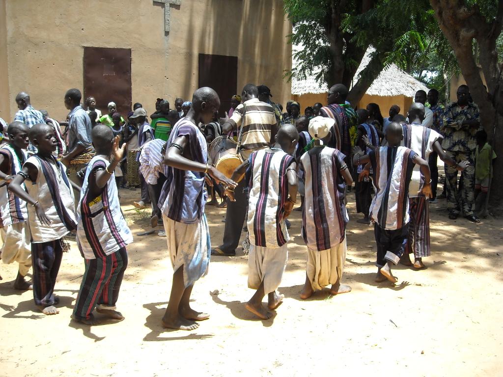 i giovani di niamey