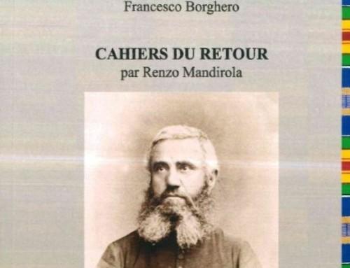 Il diario di missione di p. Borghero
