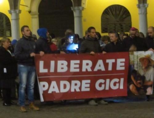 Più di 500 persone a Crema alla marcia e veglia per p. Gigi