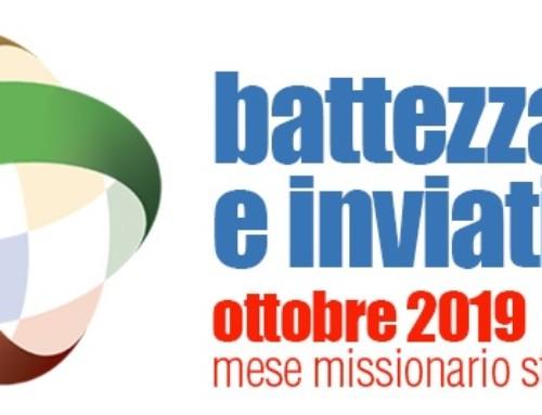 Comincia il Mese Missionario Straordinario Ottobre 2019