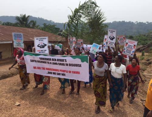 L'ambientalista Odigha e la difesa dell'ultima foresta nigeriana