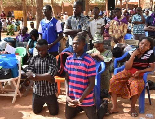 Le chiese di Niamey unite nella preghiera per p. Gigi