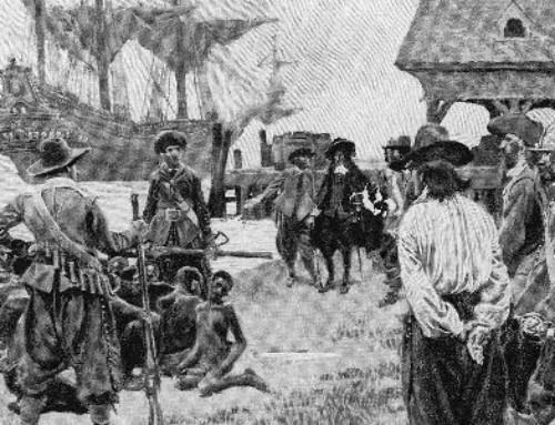 400 anni fa, il primo schiavo nero in Nord-America