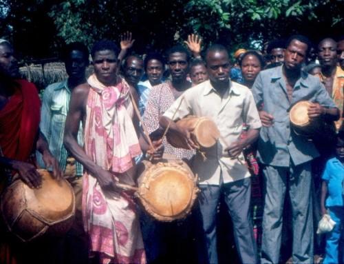La tradizione orale africana