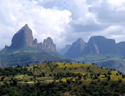 Il Parco dei Monti Simien, meraviglia d'Etiopia