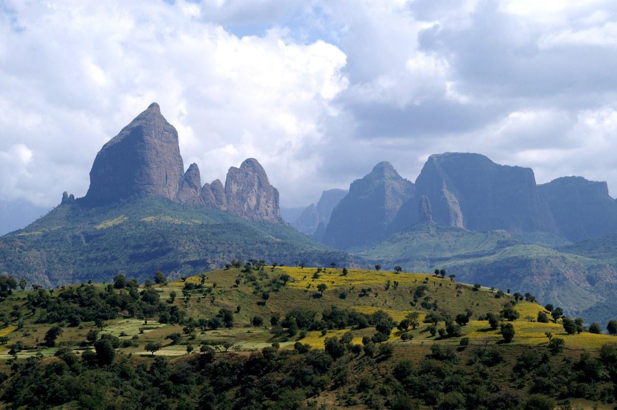Risultati immagini per monti semien etiopia
