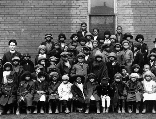 La SMA e gli afro-americani: iniziò così