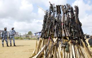 armi libia