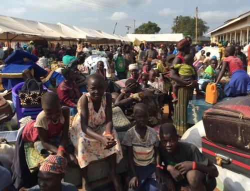 Rifugiati del Sud-Sudan, in maggioranza bambini