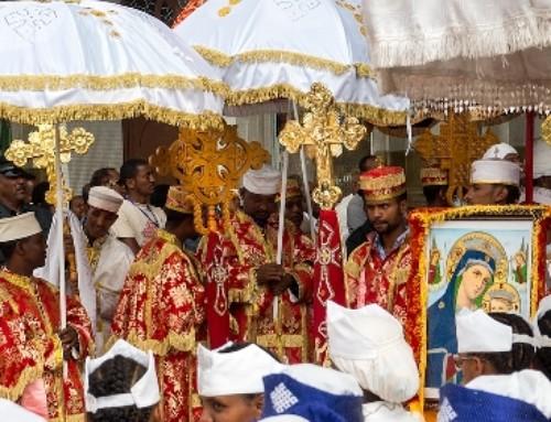 Timkat, festa del Battesimo di Gesù per gli ortodossi etiopi